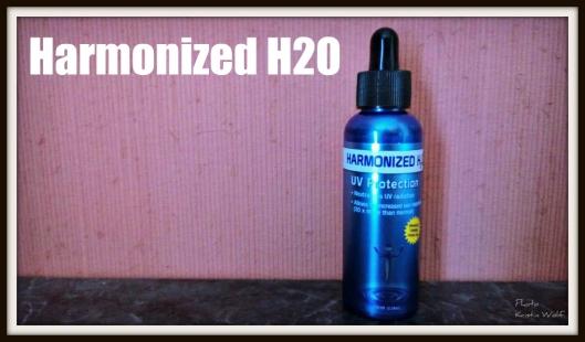H2O Harmonized Water
