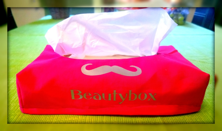Beautybox pink DIY