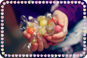 bonbons diy