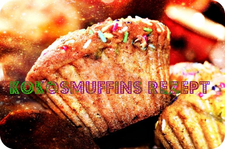 Kokosmuffin Rezept