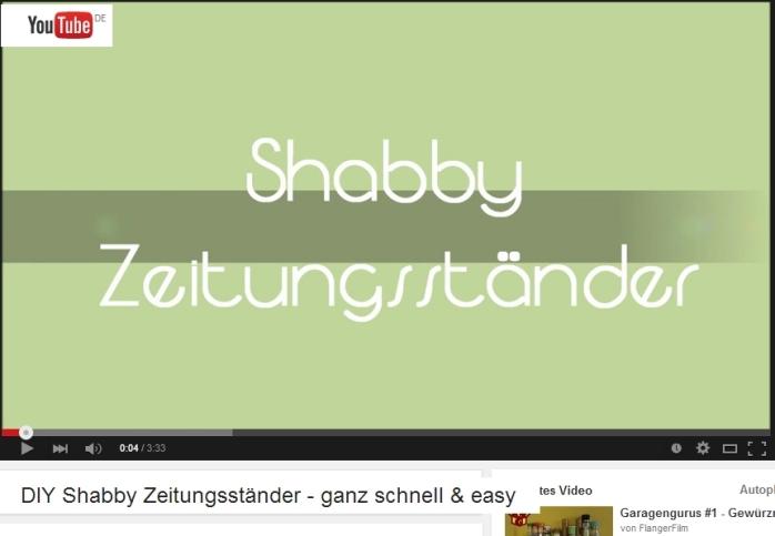 shabby chic youtube