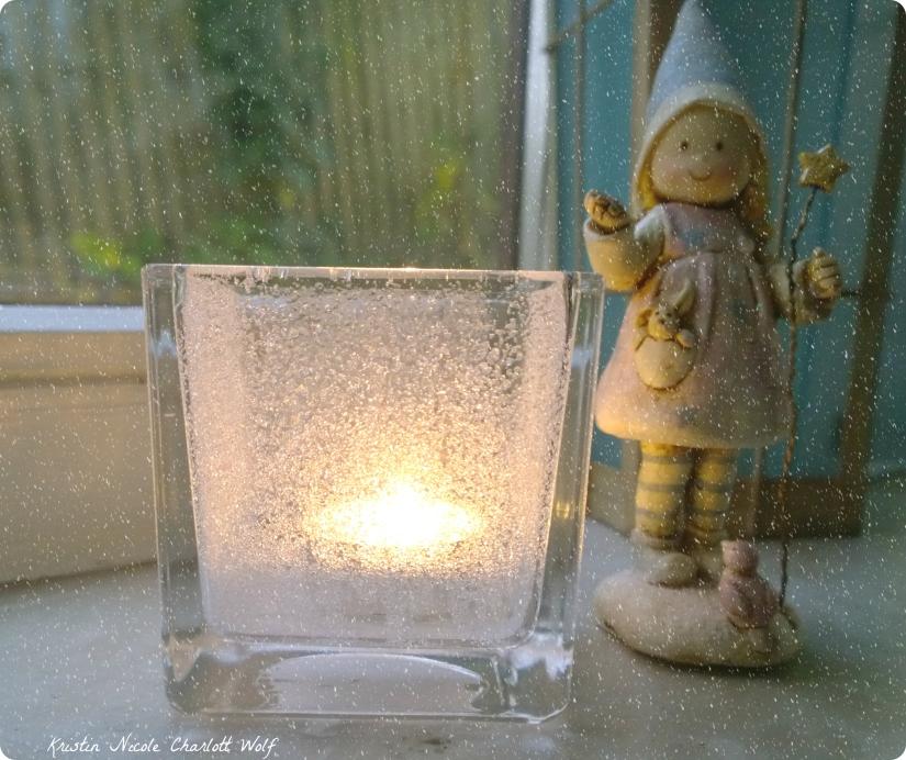 DIY Zuckerglas