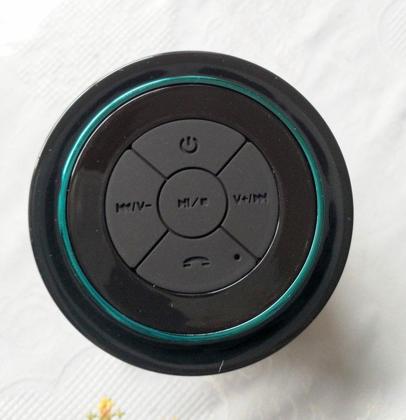 Bluetooth Lautsprecher Bad